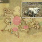 ミオトラグス・ナニー - 東ザナラーンの敵生息場所とドロップ素材(FF14 敵素材マップ:新生エリア)