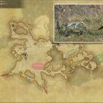 モングレル - 東ザナラーンの敵生息場所とドロップ素材(FF14 敵素材マップ:新生エリア)