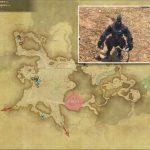 アマルジャ・ハンター - 東ザナラーンの敵生息場所とドロップ素材(FF14 敵素材マップ:新生エリア)