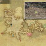ファイアフライ - 東ザナラーンの敵生息場所とドロップ素材(FF14 敵素材マップ:新生エリア)
