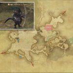 アマルジャ・レンジャー - 東ザナラーンの敵生息場所とドロップ素材(FF14 敵素材マップ:新生エリア)
