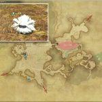 ファーブル - 東ザナラーンの敵生息場所とドロップ素材(FF14 敵素材マップ:新生エリア)