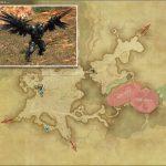 ミラーナイト - 東ザナラーンの敵生息場所とドロップ素材(FF14 敵素材マップ:新生エリア)