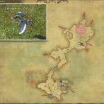 ネストリング・バザード - 低地ラノシアの敵生息場所とドロップ素材(FF14 敵素材マップ:新生エリア)