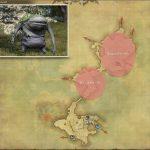 モスレスグゥーブー - 低地ラノシアの敵生息場所とドロップ素材(FF14 敵素材マップ:新生エリア)