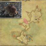 リバートード - 低地ラノシアの敵生息場所とドロップ素材(FF14 敵素材マップ:新生エリア)