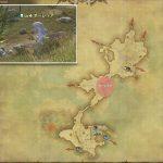オーレリア - 低地ラノシアの敵生息場所とドロップ素材(FF14 敵素材マップ:新生エリア)