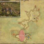 ジャッカル - 低地ラノシアの敵生息場所とドロップ素材(FF14 敵素材マップ:新生エリア)