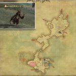 キキルン・ビーチコンバー - 低地ラノシアの敵生息場所とドロップ素材(FF14 敵素材マップ:新生エリア)