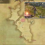 キャプテン・ピーター - 中央ラノシアの敵生息場所とドロップ素材(FF14 敵素材マップ:新生エリア)