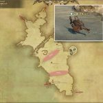 プギル - 中央ラノシアの敵生息場所とドロップ素材(FF14 敵素材マップ:新生エリア)