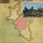 ビー・クラウド - 中央ラノシアの敵生息場所とドロップ素材(FF14 敵素材マップ:新生エリア)