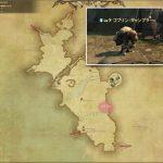 ゴブリン・ギャンブラー - 中央ラノシアの敵生息場所とドロップ素材(FF14 敵素材マップ:新生エリア)