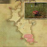 レディバグ - 中央ラノシアの敵生息場所とドロップ素材(FF14 敵素材マップ:新生エリア)