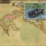 マッドパピー - モードゥナの敵生息場所とドロップ素材(FF14 敵素材マップ:新生エリア)