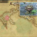 モルボル - モードゥナの敵生息場所とドロップ素材(FF14 敵素材マップ:新生エリア)