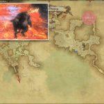 ハパリット - モードゥナの敵生息場所とドロップ素材(FF14 敵素材マップ:新生エリア)