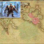 ギガース・ソーズ - モードゥナの敵生息場所とドロップ素材(FF14 敵素材マップ:新生エリア)