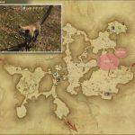 オポオポ - 黒衣森:北部森林の敵生息場所とドロップ素材(FF14 敵素材マップ:新生エリア)