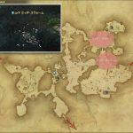 ミッヂ・スウォーム - 黒衣森:北部森林の敵生息場所とドロップ素材(FF14 敵素材マップ:新生エリア)