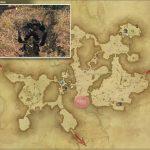 イクサル・ライトビーク - 黒衣森:北部森林の敵生息場所とドロップ素材(FF14 敵素材マップ:新生エリア)