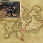 イクサル・デフタロン - 黒衣森:北部森林の敵生息場所とドロップ素材(FF14 敵素材マップ:新生エリア)