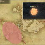バルーン - 黒衣森:北部森林の敵生息場所とドロップ素材(FF14 敵素材マップ:新生エリア)