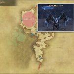 魔導ヴァンガード - 北ザナラーンの敵生息場所とドロップ素材(FF14 敵素材マップ:新生エリア)