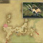 クァール - 外地ラノシアの敵生息場所とドロップ素材(FF14 敵素材マップ:新生エリア)