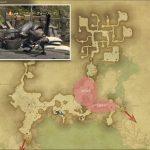 コボルド・クォーリーマン - 外地ラノシアの敵生息場所とドロップ素材(FF14 敵素材マップ:新生エリア)