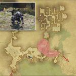 コボルド・ビーズマン - 外地ラノシアの敵生息場所とドロップ素材(FF14 敵素材マップ:新生エリア)