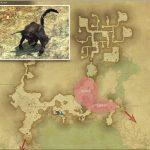 コボルド・プリースト - 外地ラノシアの敵生息場所とドロップ素材(FF14 敵素材マップ:新生エリア)