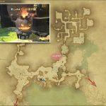 ボム培養炉 - 外地ラノシアの敵生息場所とドロップ素材(FF14 敵素材マップ:新生エリア)