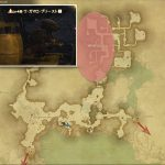 ウ・ガマロ・プリースト - 外地ラノシアの敵生息場所とドロップ素材(FF14 敵素材マップ:新生エリア)