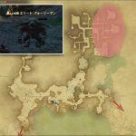 エリート・クォーリーマン - 外地ラノシアの敵生息場所とドロップ素材(FF14 敵素材マップ:新生エリア)