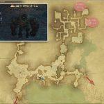 ウ・ガマロ・ゴーレム - 外地ラノシアの敵生息場所とドロップ素材(FF14 敵素材マップ:新生エリア)