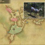 アンテロープ・ドゥ - 黒衣森:南部森林の敵生息場所とドロップ素材(FF14 敵素材マップ:新生エリア)