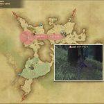 ケッドトラップ - 黒衣森:南部森林の敵生息場所とドロップ素材(FF14 敵素材マップ:新生エリア)
