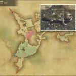 バークエフト - 黒衣森:南部森林の敵生息場所とドロップ素材(FF14 敵素材マップ:新生エリア)