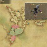 ミッドランド・コンドル - 黒衣森:南部森林の敵生息場所とドロップ素材(FF14 敵素材マップ:新生エリア)