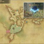 レブナント - 黒衣森:南部森林の敵生息場所とドロップ素材(FF14 敵素材マップ:新生エリア)