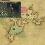 レッドベリー・シャープアイ - 黒衣森:南部森林の敵生息場所とドロップ素材(FF14 敵素材マップ:新生エリア)