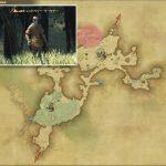 レッドベリー・ラーセナー - 黒衣森:南部森林の敵生息場所とドロップ素材(FF14 敵素材マップ:新生エリア)