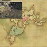 リバー・ヤーゾン - 黒衣森:南部森林の敵生息場所とドロップ素材(FF14 敵素材マップ:新生エリア)