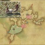 ディープヴァイド・ドーマウス - 黒衣森:南部森林の敵生息場所とドロップ素材(FF14 敵素材マップ:新生エリア)