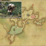 ゴブリン・サグ - 黒衣森:南部森林の敵生息場所とドロップ素材(FF14 敵素材マップ:新生エリア)