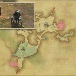 クァールクロウ・カッター - 黒衣森:南部森林の敵生息場所とドロップ素材(FF14 敵素材マップ:新生エリア)