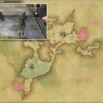 クァールクロウ・ポーチャー - 黒衣森:南部森林の敵生息場所とドロップ素材(FF14 敵素材マップ:新生エリア)
