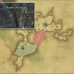 レッサーカロング - 黒衣森:南部森林の敵生息場所とドロップ素材(FF14 敵素材マップ:新生エリア)