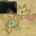 カロング - 黒衣森:南部森林の敵生息場所とドロップ素材(FF14 敵素材マップ:新生エリア)